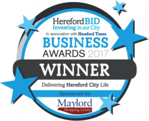 Hereford Business Award Winner 2017